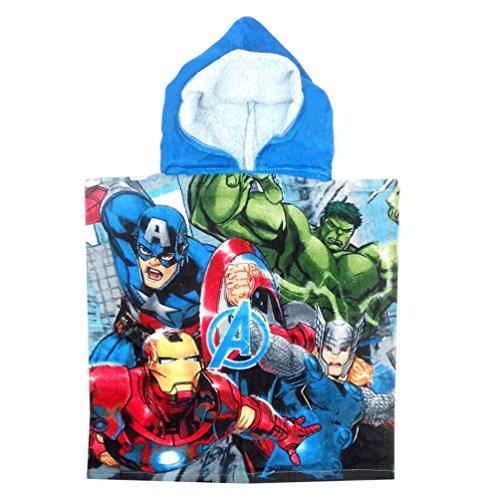 Devis Poncho de la mer Avengers Mod 1
