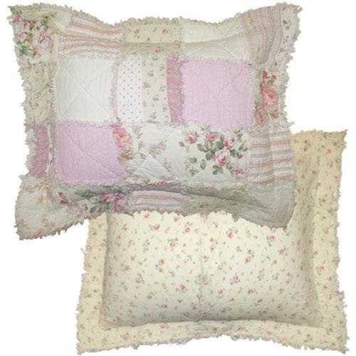 Rag Quilt Pillow Sham Pattern Free Quilt Patterns