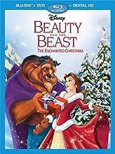 Beauty and the Beast The Enchanted Christmas (Blu-Ray + DVD + Digital HD)