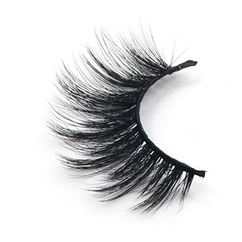 Arison Lashes 3D 100% Handgefertigte Künstliche Wimpern Synthetische Natürliche Blick Augen Falsche Wimpern (1 Paar) ¡