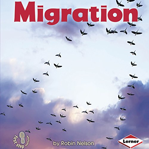 Migration audiobook cover art
