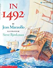 In 1492 by Jean Marzollo published by Scholastic Inc. (1948) [Paperback]