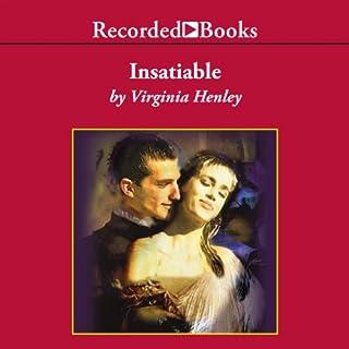Insatiable audiobook cover art