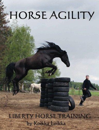 Horse Agility: Liberty Horse Training