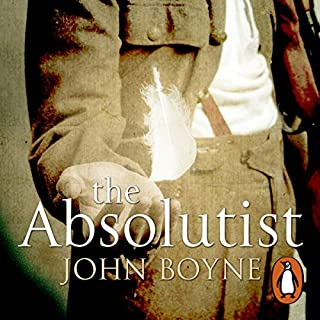 The Absolutist                   By:                                                                                                                                 John Boyne                               Narrated by:                                                                                                                                 Michael Maloney                      Length: 8 hrs and 36 mins     197 ratings     Overall 4.4