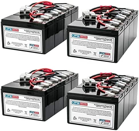 SU5000RMXLI5U Battery Set - Compatible Replacement Department store APC for Smart Max 68% OFF