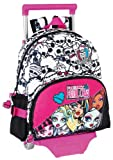 Monster High Mochila Infantil con Ruedas
