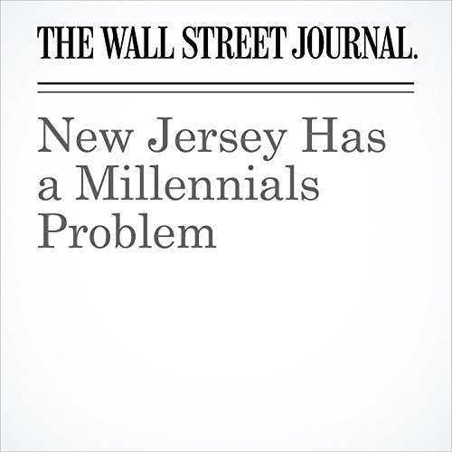 New Jersey Has a Millennials Problem copertina