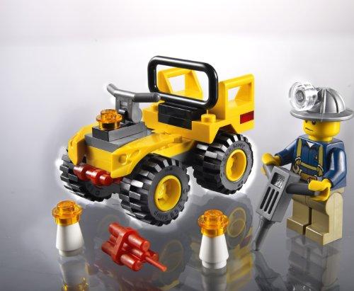 LEGO, City, Mining Quad (30152) by