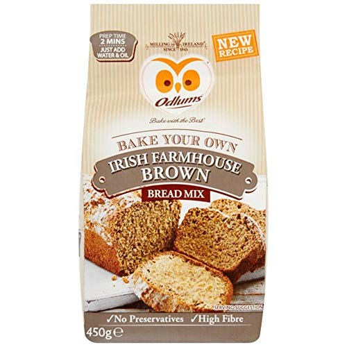 Odlums Quick Bread Irish Farmhouse 450g (15.9oz)
