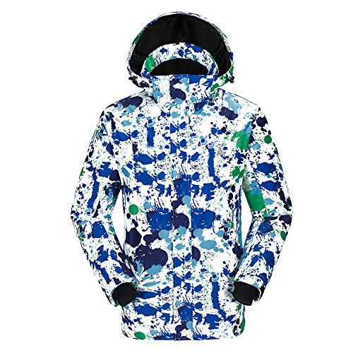 Check Out This huaxiazu Outdoor Ski Suit-Men-Shishi Thicken Insulation Veneer Mountaineering Breatha...