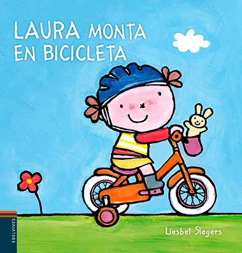 Laura monta en bicicleta: 1 (Nacho y Laura)