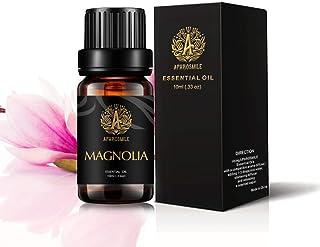 Aromatherapy Magnolia Essential Oil for Diffuser, 100% Pure Magnolia Scented Oil for Humidifier, Therapeutic Grade Essenti...