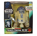 Star Wars Power of the Force Electronic Remote Control R2-D2
