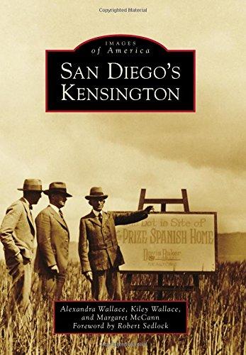San Diego's Kensington (Images of America)