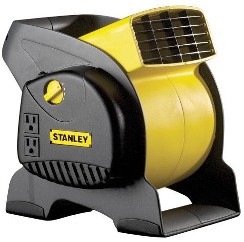 Lasko Stanley High-Velocity Blower Fan, 655702