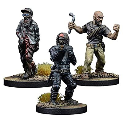 Mantic Games MGWD130 Michonne Vengeful Hunter Booster Miniature Game, Multi-Colour from Mantic Games