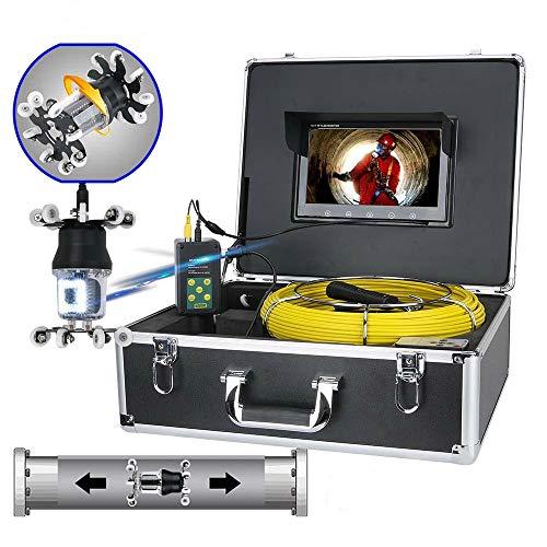 Cámara de video para inspección de tuberías, endoscopio i