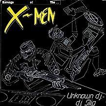 "Unknown DJ & DJ Slip: Revenge Of The X-Men [12"" Maxi, Techno Kut TK 1204]"