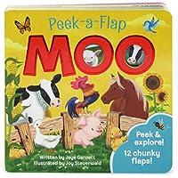 Moo (Peek-A-Flap)