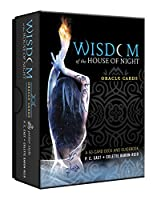 Wisdom of the House of Night Oracle Cards: A 50-Card Deck and Guidebook