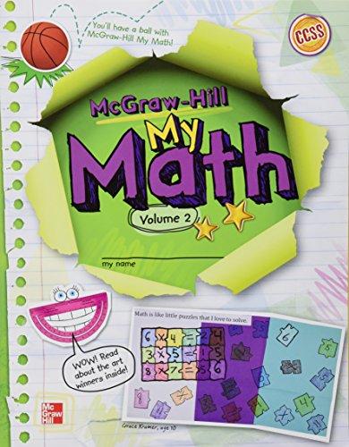 My Math, Grade 4, Vol. 2 (ELEMENTARY MATH CONNECTS) (Mathematics For Elementary School Teachers 4th Edition)