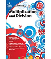 Multiplication and Division, Grades 4 - 5 (Skill Builders)