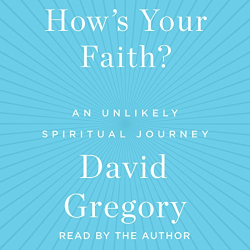 How's Your Faith? audiobook cover art