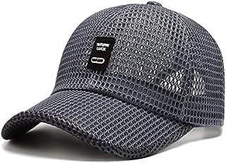 قبعة بيسبول شبكية من هاي بوكس، قبعة بيسبول للرجال والنساء، قبعة بيسبول بتصميم تراكر