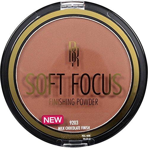 Black Radiance True Complexion Soft Focus Finishing Powder, Milk Chocolate [9203] 0.45 oz (Pack of 7)