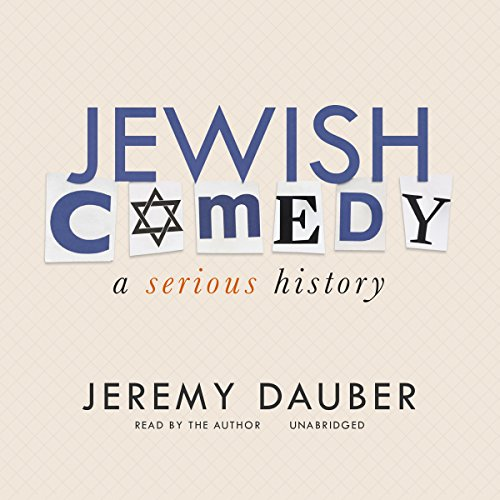 Jewish Comedy audiobook cover art