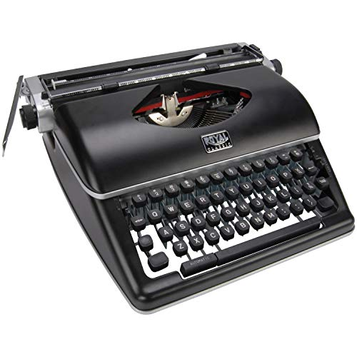 heavy duty Classic black typewriter