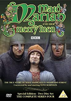 Maid Marian And Her Merry Men - The Complete Series Four