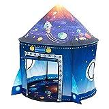 Tienda para Nios, Ouinne Tienda de Campaa Infantil Carpa Infantil Plegable Casa de Juegos para Interiores y Exteriores Castillo Tienda para Nios (Azul)