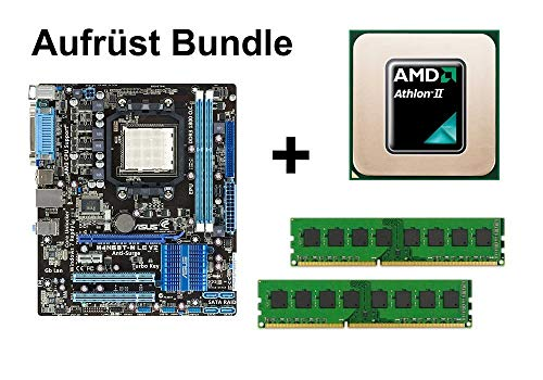 CSB Aufrüst Bundle - ASUS M4N68T-M LE V2 + Athlon II X4 620 + 4GB RAM