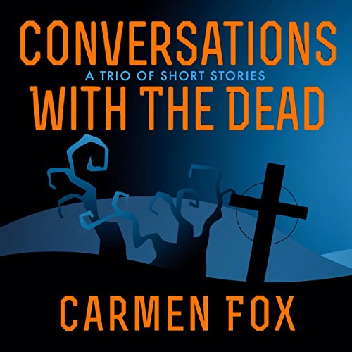 Conversations with the Dead audiobook cover art