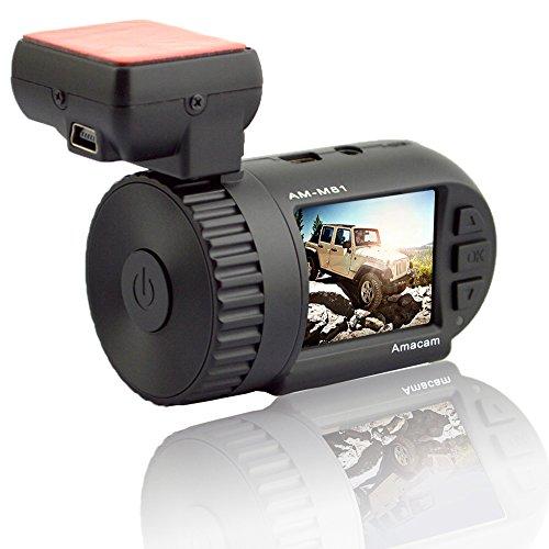 In Auto-Kamera amacam am-m81Miniatur Full HD1080P Kamera mit GPS Log & Google Maps. Perfekt zu Mount auf Ihrem Windschutzscheibe oder Armaturenbrett. Kundenservice. Ein Jahr Garantie. ONLINE Technische Unterstützung.