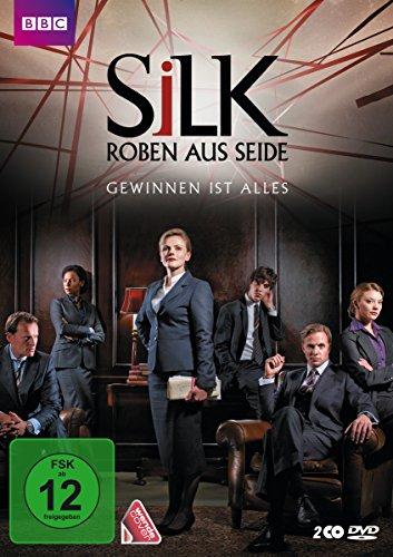 Silk - Roben aus Seide, Staffel 1 [2 DVDs]