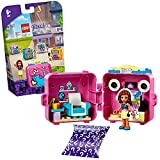 LEGO 41667 Friends Cubo de Gamer de Olivia, Juego de Viaje, Juguete Coleccionable con Mini Muñeca