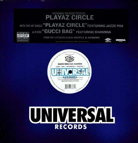 Playaz Circle/Gucci Bag [Vinyl Single]