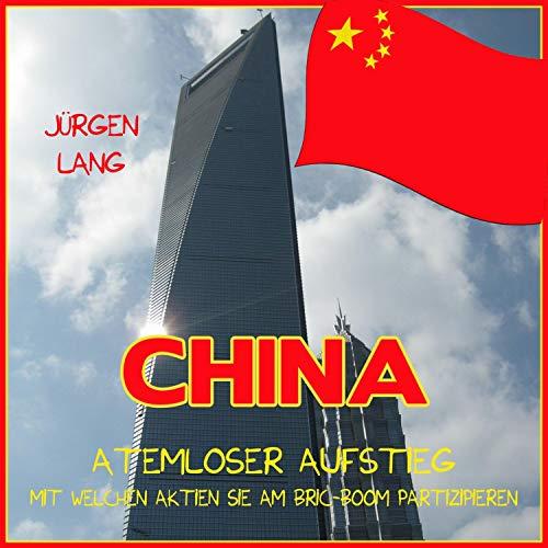 China - Atemloser Aufstieg cover art