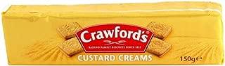 Crawfords Custard Creams 5.29 Oz (Pack of 2)