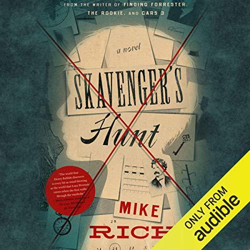 Skavenger's Hunt audiobook cover art