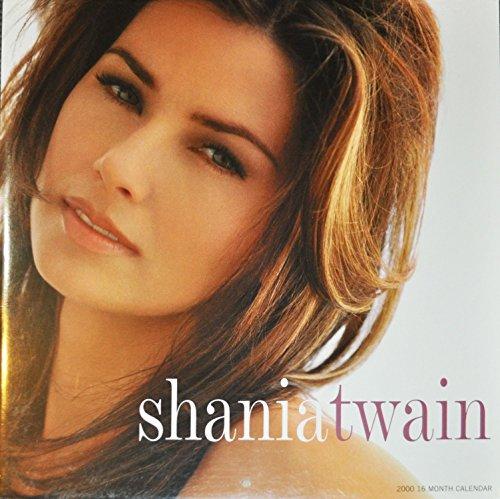 Shania Twain 2000 Calendar