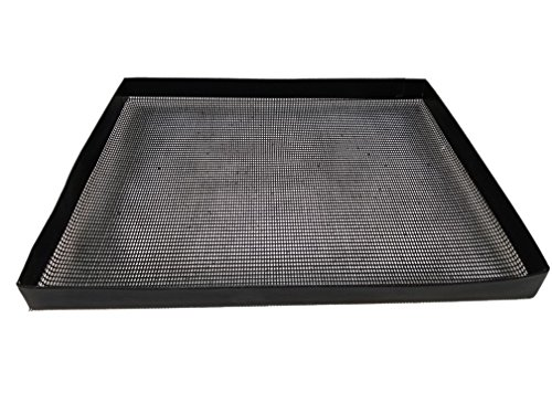 115 X 135 PTFE Fine Mesh Oven Basket for TurboChef Merrychef Amana and Other Commercial microwaves
