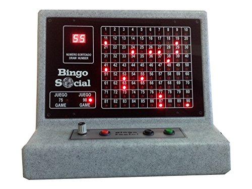BINGO SOCIAL Bingo electrónico SIN Sonido