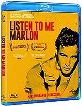 Listen to Me Marlon (2015) [ Blu-Ray, Reg. B - Italian import