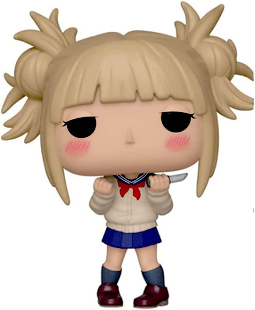Nixi888 My Hero Academia Cheap mail order sales Anime Character Toga PVC Manufacturer OFFicial shop Q Versi Himiko