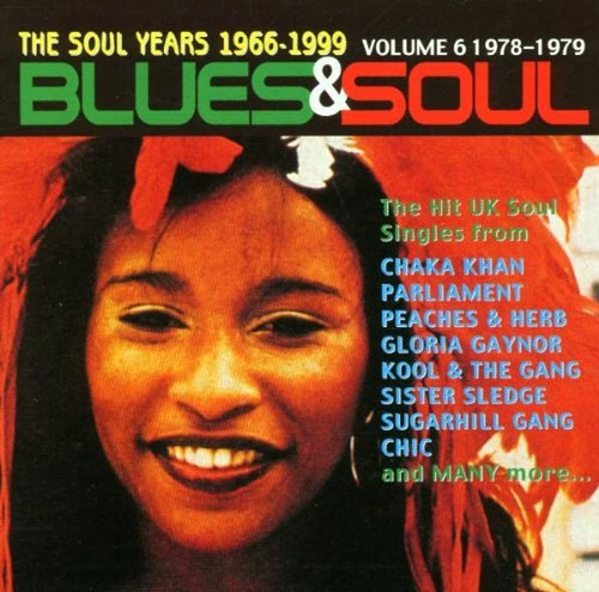 Blues & Soul Vol 6 by Various Artists (2001-04-02)