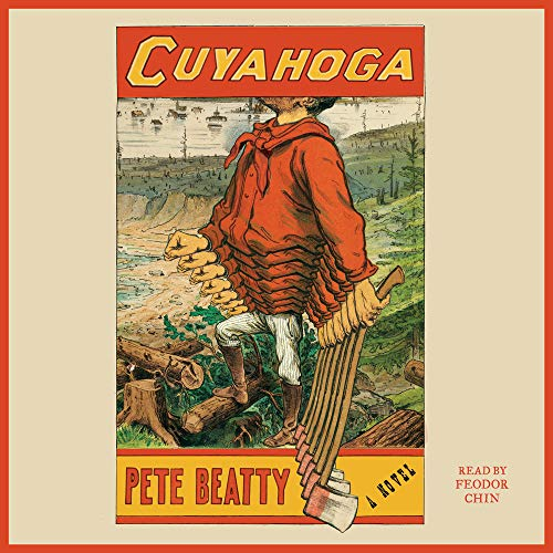 Cuyahoga Audiobook By Pete Beatty cover art
